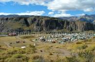 Village de El Chaltén au pied du Fitz Roy