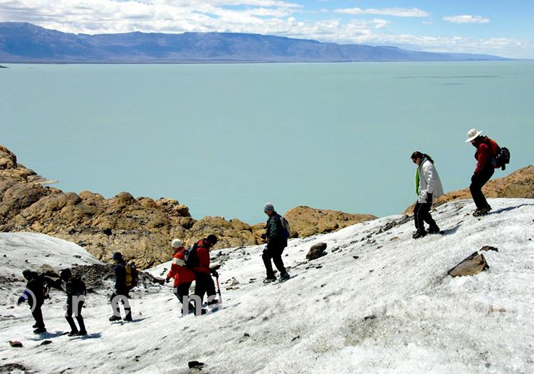 Trekking sur la glacier Viedma