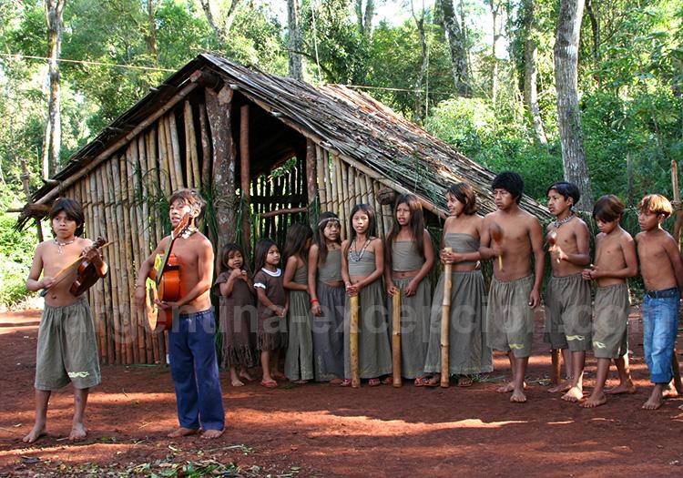 Aldea Guarani