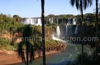 Argentinian side, Iguazú falls