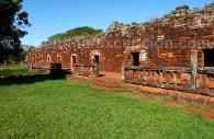 Ruines San Ignacio, Misiones, Argentine