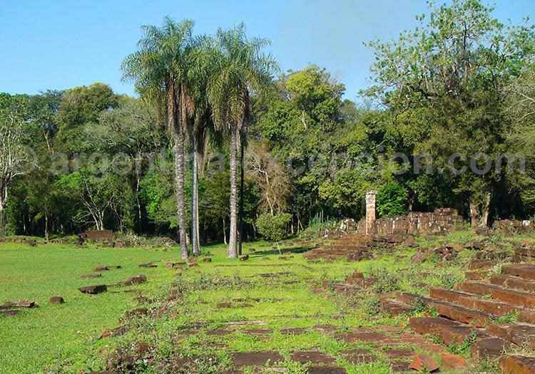 Ruines Jésuites Santa Ana - Misiones