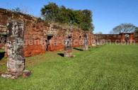 Ruines jésuites de San Ignacio