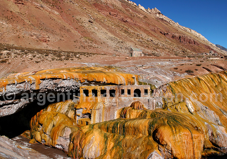 Puente del Inca, route 7