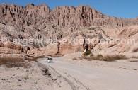 Excursion dans la Quebrada de las Flechas