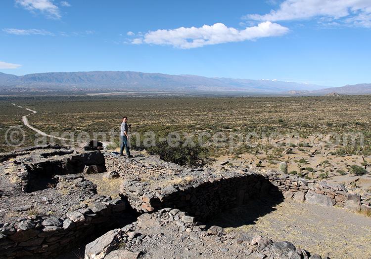 Excursion touristique aux ruines de Quilmes