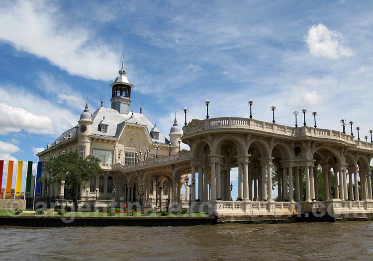 Tigre, club Casino, Province de Buenos Aire