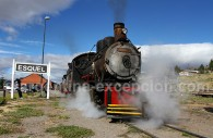Esquel, Viejo Expreso - Patagonie