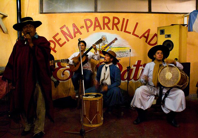 Festival Serenata à Cafayate