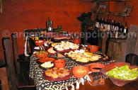 Gastronomia de Mendoza