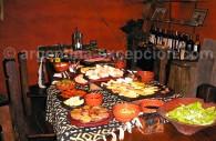 Quoi manger à Mendoza