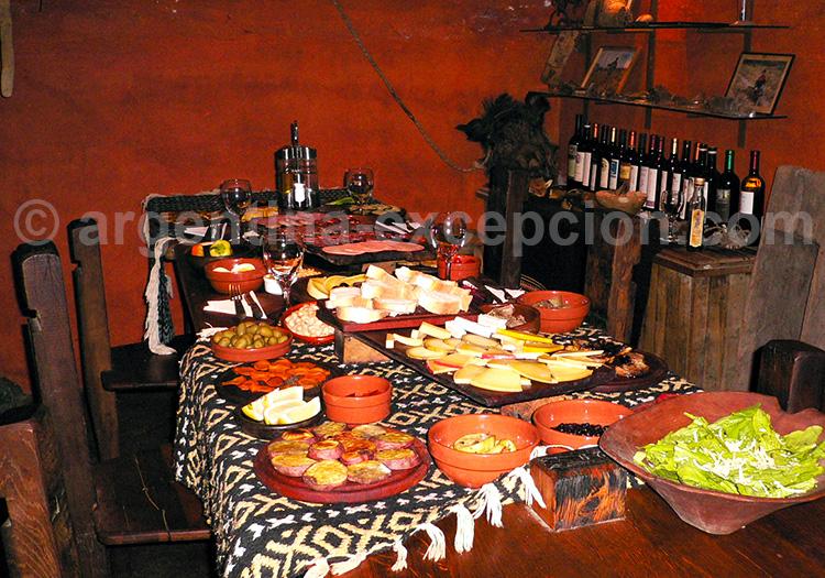 La gastronomie à Mendoza