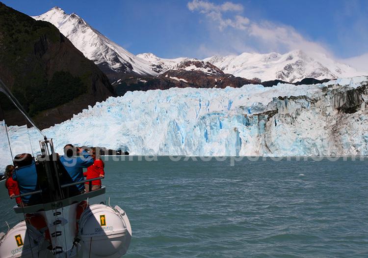 Glacier Spegazzini, Lago Argentino