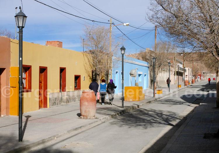 Culture et folklore à San Antonio de Los Cobres