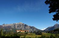 Hotel en la región de Bariloche
