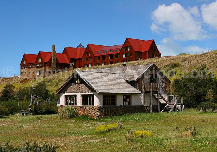 Hôtel Los Cerros, massif du Fitz Roy
