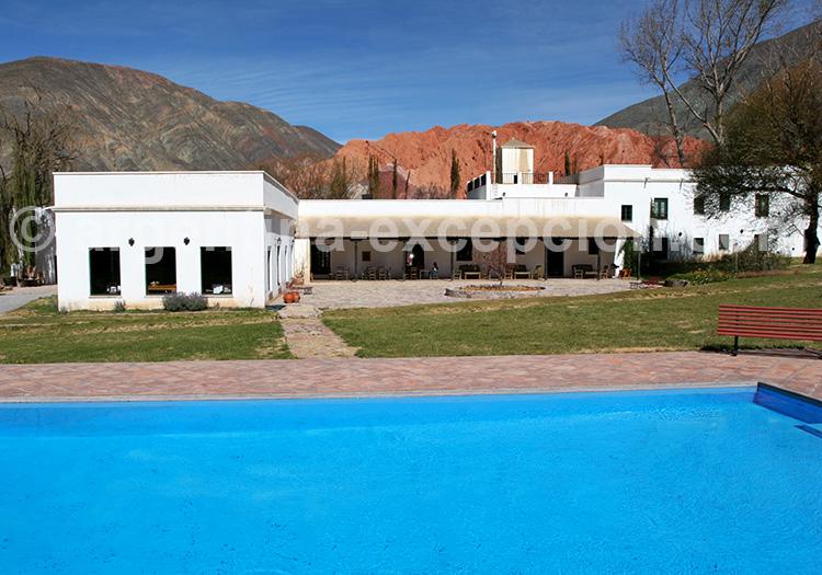 Où se loger près de Salinas Grandes (Hôtel Manantial del Siliencio)