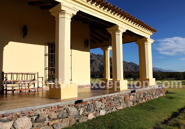 Hôtel Altalaluna, Tolombón