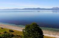 Lac en Terre de Feu