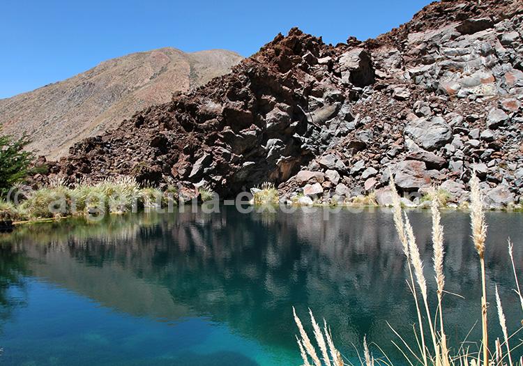 Laguna de la Niña Encantada, Malargüe