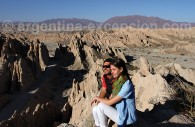 Quebrada de las Flechas, Valles Calchaquis