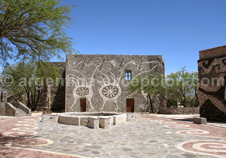 Musée Amaicha, vallée Calchaquies