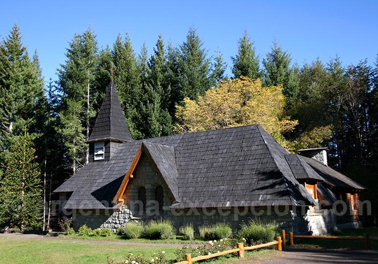 chapelle notre dame de la asunción, villa laangostura
