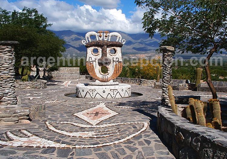 Musée Pachamama, province de Tucumán, Argentine