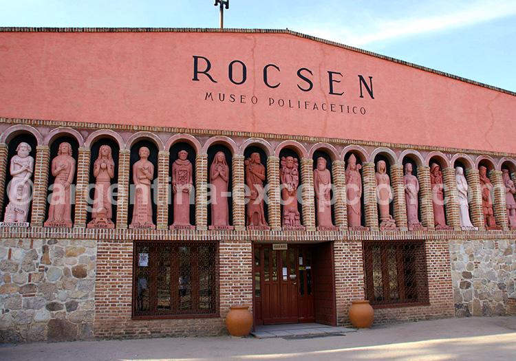 Musée Rocsen à Nono, province de Cordoba
