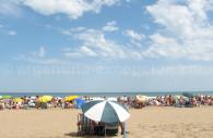 A beach in Necochea - CC flickr matías
