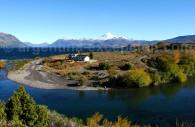 Lago Huechulafquen y Río Chimehuin - Neuquen