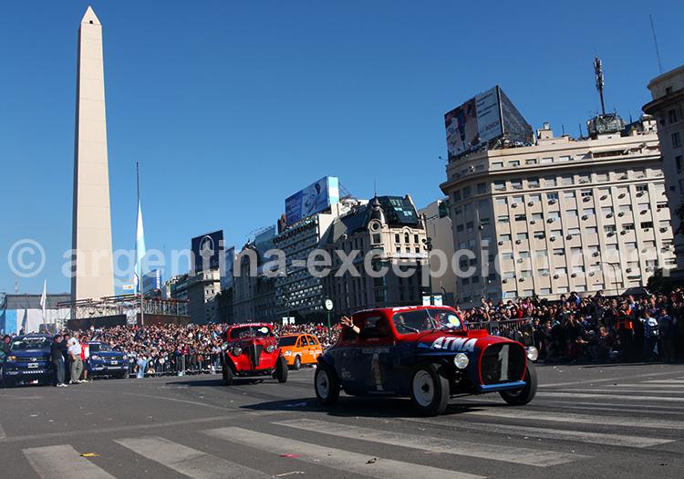 Obélisque, Buenos Aires