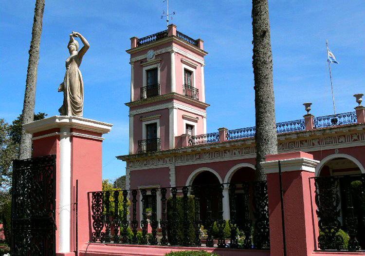 Palacio San José, Entre Rios