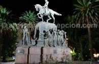 Plaza 9 de Julio, Salta