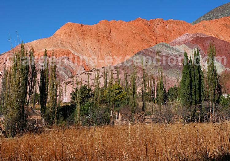 Village de Purmamarca, Nord-Ouest Argentin