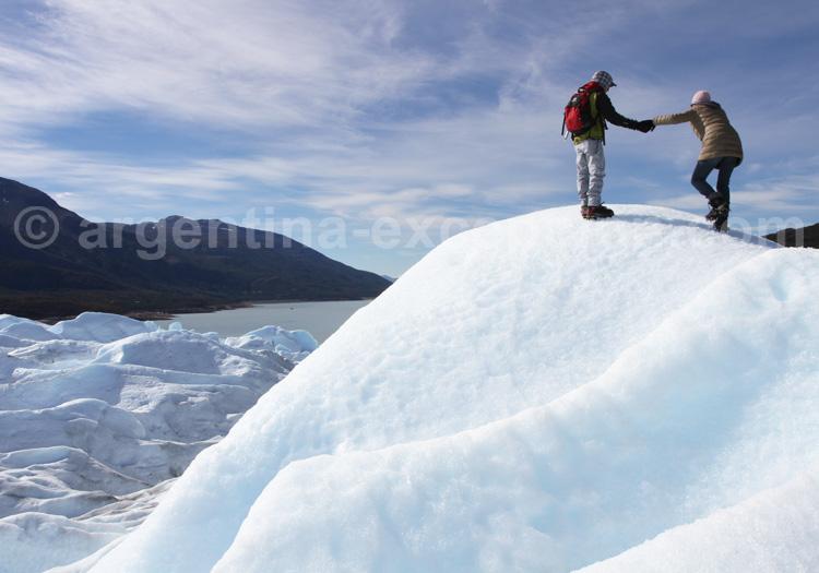 Minitrekking sur le glacier Perito Moreno