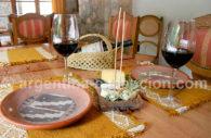Restaurante en los Valles Calchaquíes