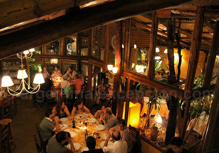 Les restaurants à Puerto Iguazu