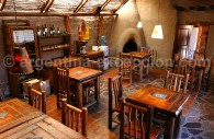 Restaurant dans la Quebrada de las Flechas