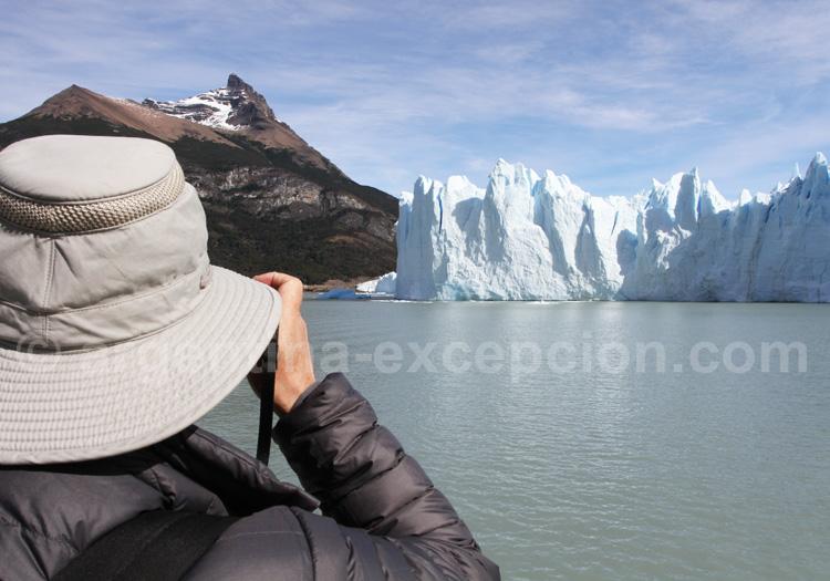 Safari Nautico pour approcher le glacier Perito Moreno