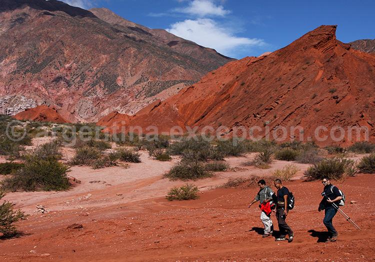 Province de Salta, Nord-ouest argentin