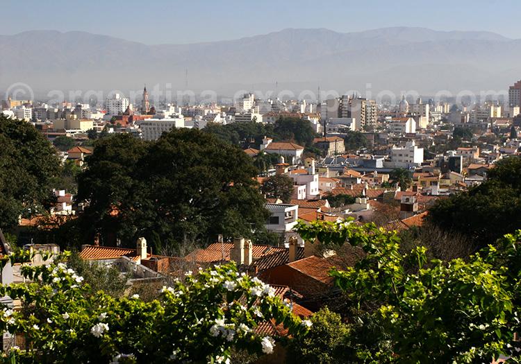 Géographie de la ville de Salta
