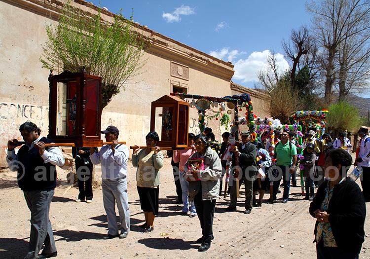 Semaine sainte à Purmamarca