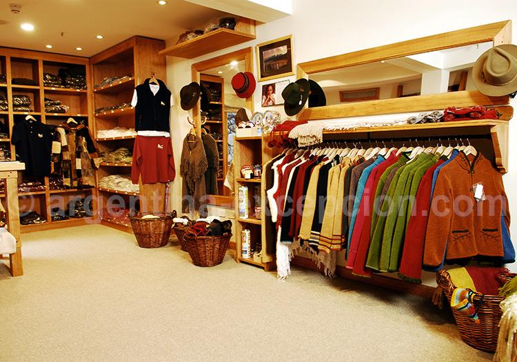 Shopping à Ushuaia