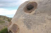 Piedra de los Sombreros