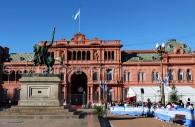 Casa Rosada, Plaza de de Mayo, Buenos Aires