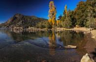 Lac Lacar, plage Yuco