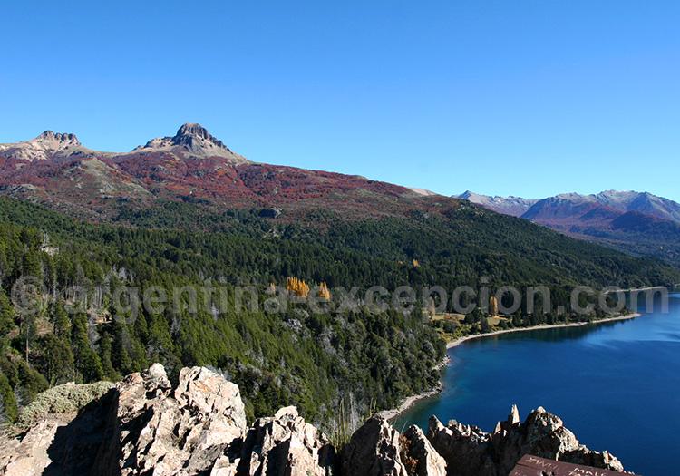 Lac Traful, Patagonie