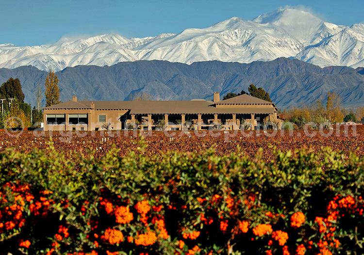 Province et ville de Mendoza