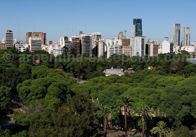 jardin zoologique de palermo, Buenos Aires